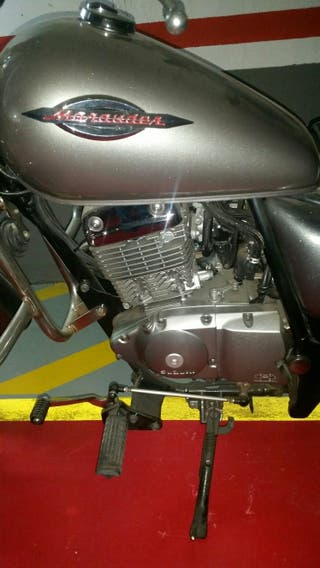 custom 125cc suzuki