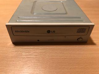 Disquetera LG para ordenador