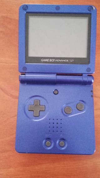 Consola nintendo game advance