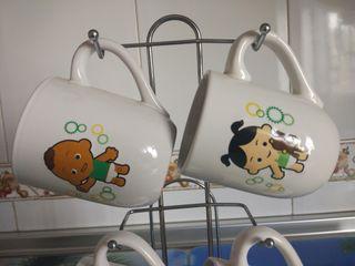 4 tazas BP