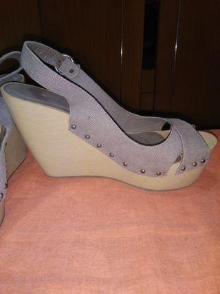Zapatos plataforma