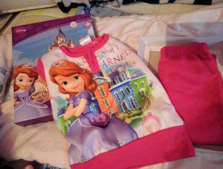 pijama princesa sofia a estrenar