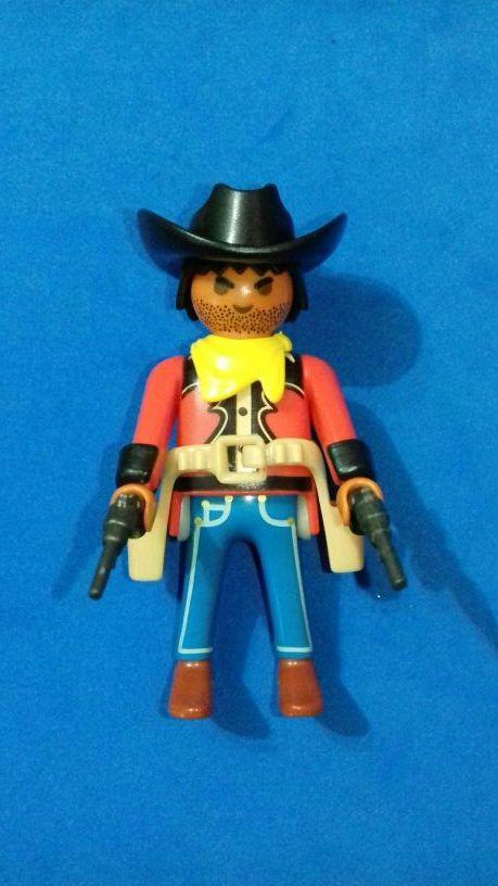 Playmobil cowboy de segunda mano por 4 en moncada en for Playmobil segunda mano