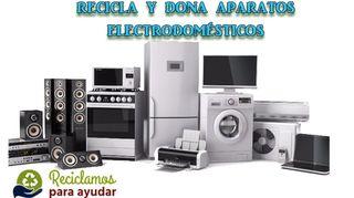Recogida de Electrodomesticos Madrid y Toledo