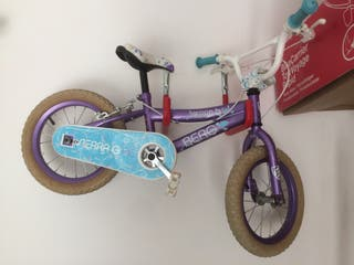 Bicicleta niña 3-5 años