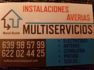 MULTISERVICIOS M.A.B