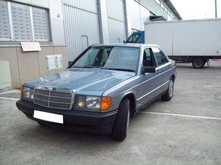 Mercedes-benz Clase E 2.0 automático 1984