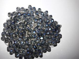 Colgante piedras azules