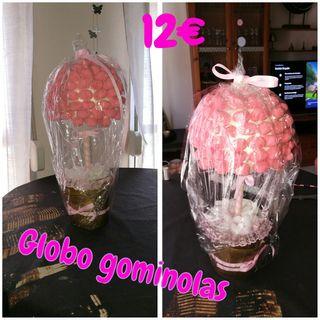 Arbol gominolas
