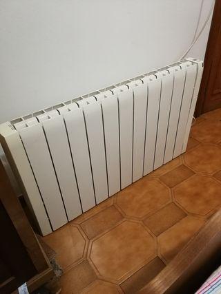 Radiadores termicos calor azul 9 y 11 elementos
