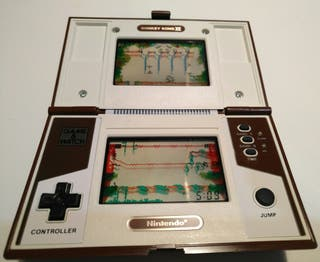 Nintendo Game & Watch - Donkey Kong II (JR-55)