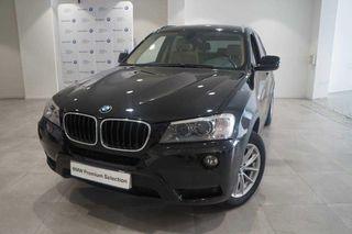 BMW X3 xDrive20D Automático 184cv Modelo F25 EURO 5