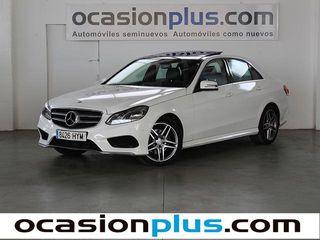 Mercedes-Benz Clase E E 220 CDI Avantgarde Plus 125kW (170CV)
