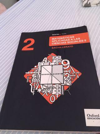 matematicas 2º CCSOCIALES