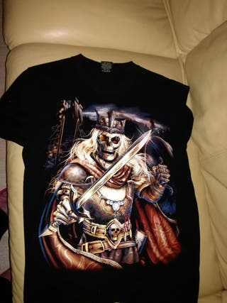 Camiseta Motera