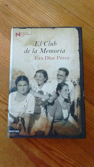 Novela El club de la memoria