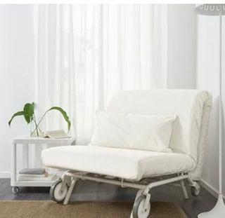 Estructura sofa cama individual ikea