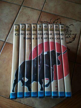 DVD de toros