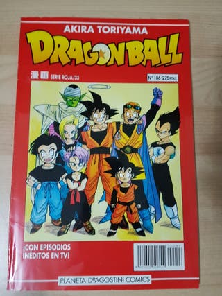 Dragon Ball serie roja 33