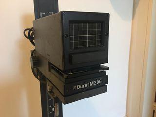 Ampliadora Durst M305 - fotografía analógica