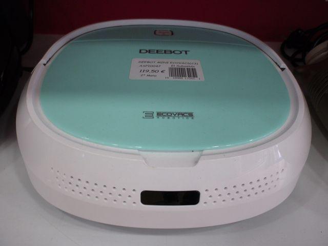 Robot Aspiradora Deebot Mini Ecovasc