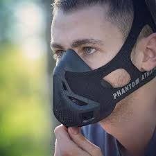 Mascara entrenamiento phantom hiperbarica