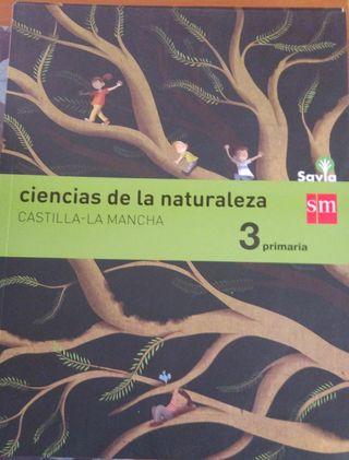 ciencias naturales 3º primaria CCM SM