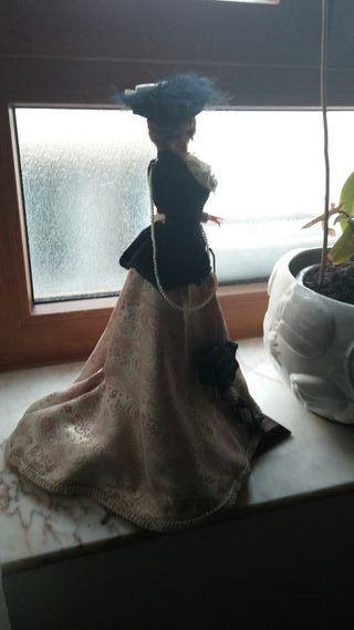 muñeca antigua del siglo 19