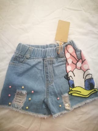 pantalon Deysi con etiqueta