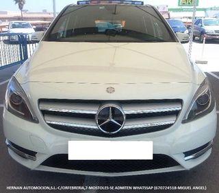Mercedes-Benz Clase B 180 CDI URBAN 109 CV. AUTOM.