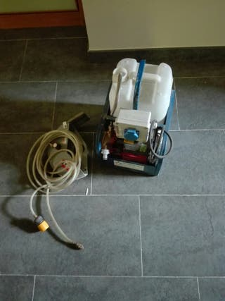 Máquina cortadora azulejos con agua
