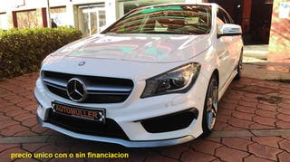 Mercedes-Benz Clase CLA Shooting Brake 45 AMG