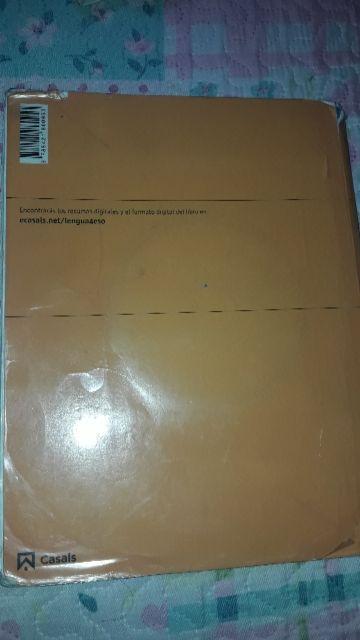 libro lengua 4° ESO