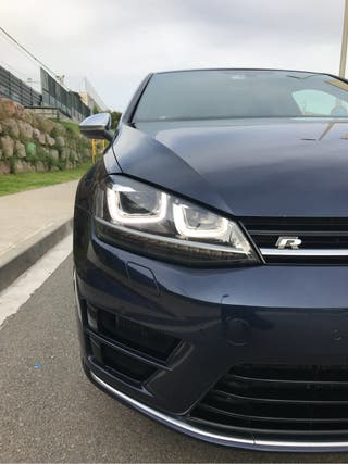 Volkswagen Golf R2015