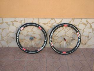 ruedas vision t42 carbono