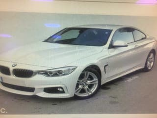 Bmw 420D Coupe. Pack M