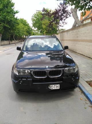 Bmw X3 DIC 2005