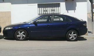 Mazda 6 año 2004 embrague y volante de motor roto