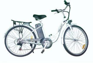 Bicicleta electrica de paseo Eb01