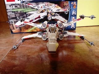 lego x wing starfighter