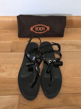 Sandalias mujer Tods