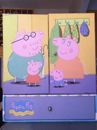 Peppa Pigg armario