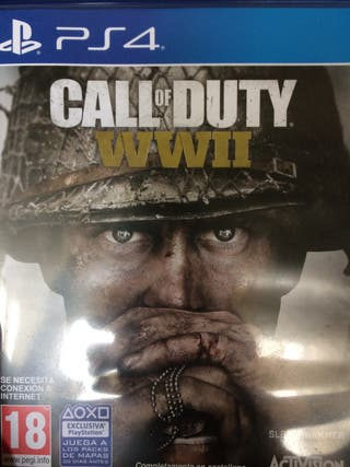 Call of duty ps4