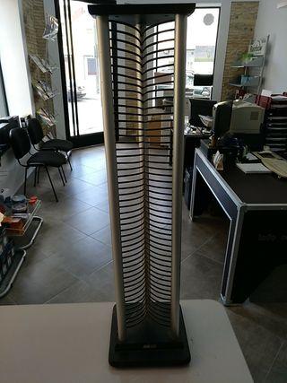 torre archivador cd's