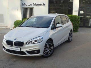 BMW Serie 2 Active Tourer 218D Sport Manual 150cv Mod F45 EU6