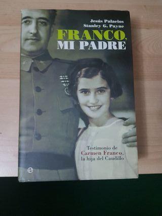 Libro Franco mi padre
