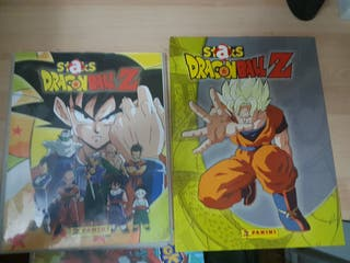 Album y tablero Dragon Ball Z