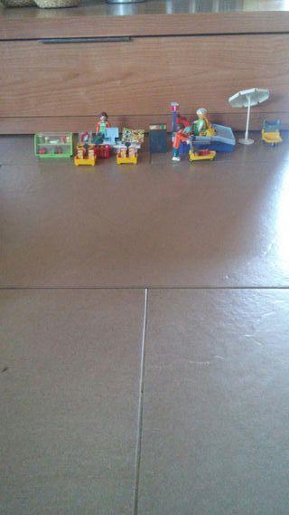 supermercado playmobil