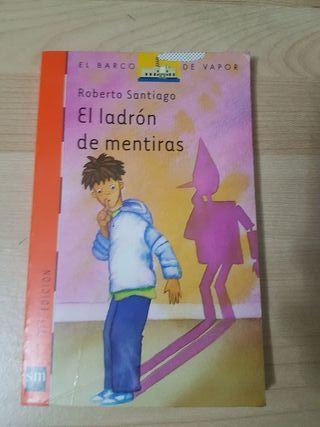 Libro El ladrón de mentiras
