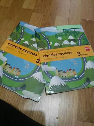 libro ciencias sociales 3° de primaria